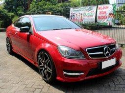 Jual mobil Mercedes-Benz C-Class C250 2012 di DKI Jakarta