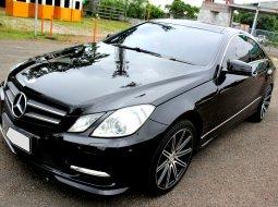 Jual cepat mobil Mercedes-Benz E-Class E 250 2013 di DKI Jakarta