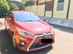 Dijual cepat Toyota Yaris 1.5G 2017 Merah - Murah, Purwakarta, Jawa Barat