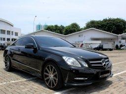 Dijual cepat mobil Mercedes-Benz E-Class E250 2013 Coupe, DKI Jakarta