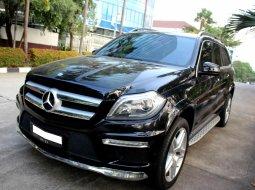 Dijual cepat mobil Mercedes-Benz GL GL 400 2014 Hitam, DKI Jakarta