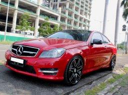 Dijual mobil bekas Mercedes-Benz C-Class C 250 AMG 2012 Pemakai 2013, DKI Jakarta