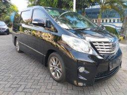 Dijual cepat mobil Toyota Alphard 2.4 S Hitam 2010 di DKI Jakarta