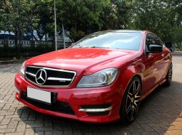 Jual cepat mobil Mercedes-Benz C-Class C 250 2012 di DKI Jakarta