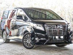 Jual Cepat Toyota Alphard G 2015 di DKI Jakarta