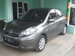 Lampung, jual mobil Nissan March 1.2L 2012 dengan harga terjangkau