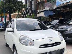 Mobil Nissan March 2013 1.2L dijual, Sumatra Utara