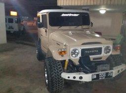 Dijual Mobil Toyota Hardtop Diesel BJ40 1984 di Riau