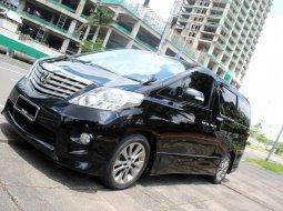 Dijual Cepat Toyota Alphard S ATPM AT 2010 Hitam di DKI Jakarta