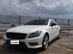 Dijual cepat Mercedes-Benz CLS 350 Sunroof Tahun 2012 Automatic Putih, DKI Jakarta