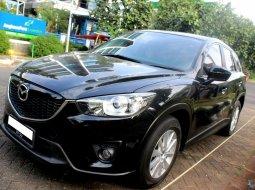 Dijual Cepat Mazda CX-5 Sport AT 2012 Hitam di DKI Jakarta