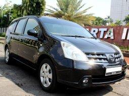 Jual Mobil Nissan Grand Livina XV Manual 2010 Hitam di DKI Jakarta