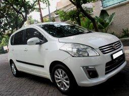 Jual Cepat Suzuki Ertiga GL AT 2013 Putih di DKI Jakarta