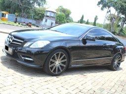 Dijual Cepat Mercedes-Benz E-Class E 250 Coupe AT 2013 Hitam, DKI Jakarta