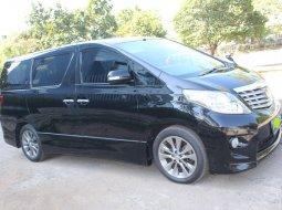 Dijual Cepat Mobil Toyota Alphard S Matic 2010 Hitam, DKI Jakarta