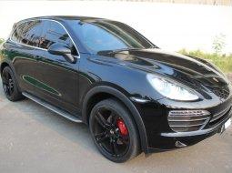 Dijual Cepat Porsche Cayenne 3.6 AT 2012 Hitam Gress, DKI Jakarta