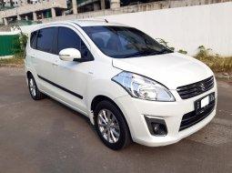 Dijual cepat mobil Suzuki Ertiga GL 2013 Putih, DKI Jakarta