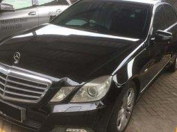 Dijual cepat Mercedes-Benz E-Class E 250 1.8 CGI 2010 di DKI Jakarta