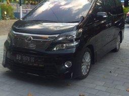 Dijual Mobil bekas Toyota Vellfire V 2012 di DIY yogyakarta