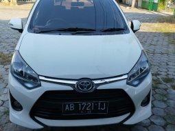 Jual cepat Toyota Agya G 2017 di DI Yogyakarta