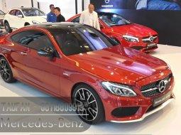 Mercedes-Benz C43 Coupe AMG 2020 (NIK 2019) Dealer Resmi MercedesBenz Jakarta