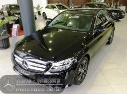 Mercedes-Benz C180 Avantgarde 2020 (NIK 2019) Dealer Resmi Mercedesbenz Jakarta