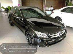 Mercedes-Benz C-Class C200 Avantgarde 2020 (NIK 2019) Hitam | Dealer Resmi Mercedesbenz Jakarta