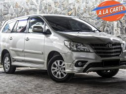 Jual Mobil Toyota Kijang Innova G Luxury 2013 di Depok