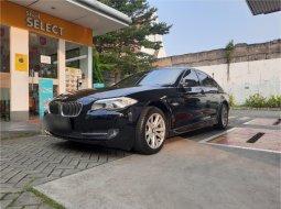 Jual Cepat BMW 5 Series 523i Executive 2012 Hitam, DKI Jakarta