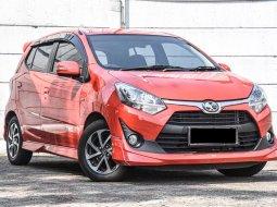 Dijual cepat Toyota Agya G 2019 terbaik di DKI Jakarta