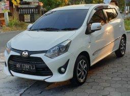 Jual cepat Toyota Agya G 2018 di DIY Yogyakarta
