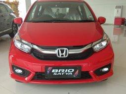 Ready Stock Honda Brio Satya E 2020 DP Murah Cicilan Ringan