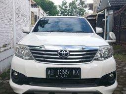 Jual Toyota Fortuner TRD Sportivo 2012 di DIY Yogyakarta