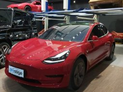 Brand New 2020 Tesla Model 3 Standard Range Plus Red on Black