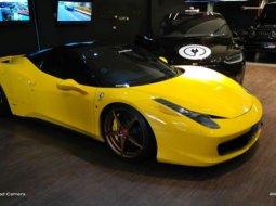 Promo 2011 Ferrari 458 Italia