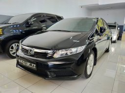 Dijual Mobil Honda Civic 1.8 i-Vtec 2012 Hitam, Jawa Timur