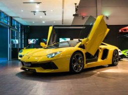 Lamborghini Aventador 2013 DKI Jakarta
