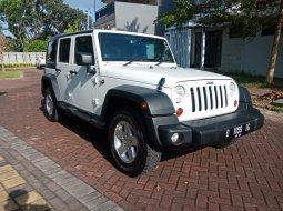Dijual Mobil Jeep Wrangler Rubicon Sport CRD Unlimited Diesel 2013, DI Yogyakarta