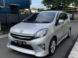 Dijual Mobil Bekas Toyota Agya TRD automatic 2016 di Sumatra Utara