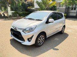 Dijual cepat mobil Toyota Agya G 2019 di DKI Jakarta
