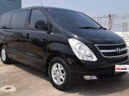 Dijual mobil bekas Hyundai H-1 XG Diesel Tahun 2008/2009 Automatic Hitam, DKI Jakarta