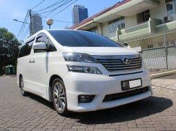 Dijual cepat Toyota Vellfire Z Audio Less 2011 Good Condition, DKI Jakarta