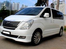 Dijual Mobil Bekas Hyundai H-1 Royale Bensin AT 2014 Putih di DKI Jakarta