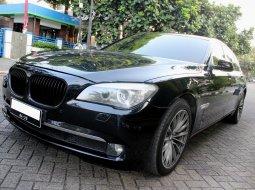 Dijual Cepat BMW 7 Series 730i 2010 Hitam, DKI Jakarta