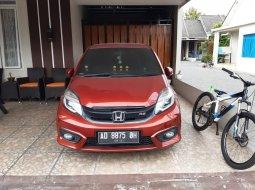 Dijual Mobil Honda Brio RS 2016 Istimewa di DI Yogyakarta
