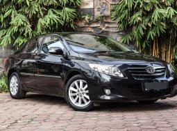 Jual Mobil Toyota Corolla Altis G 2009 di Depok