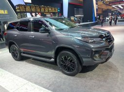 Promo & Diskon Toyota Fortuner VRZ TRD Sportivo Terbaru 2020