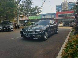 Dijual Mobil BMW 5 Series 530i Luxury 2018 AT Hitam Terbaik di DKI Jakarta
