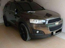 Jual mobil Chevrolet Captiva VCDI 2014 bekas, DKI Jakarta