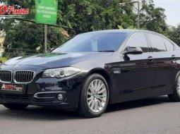 Dijual Mobil BMW 5 Series 528i Luxury Facelift 2015, DKI Jakarta